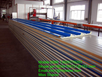 mill produced prices EPS sandwich roof and wall panels, EPS roof and wall panelings
