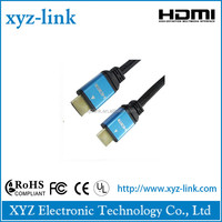 mini hdmi blue plated laptop cable to component cable ,HDTV,set-top box,monitor, 4k*2K
