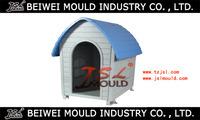 plastic dog house mould/Pet House mould maker