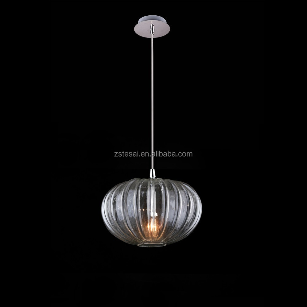 Lighting For Glass Sculpture Hanging Lamps Modern Wedding Decorations Pendant