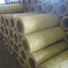 Glass wool pipe aluminum foil insulation, rock wool pipe