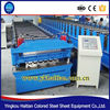 Two Layer Roofing Sheet Rolling Forming Machinery