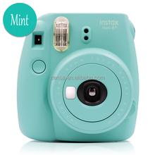 Fuji Fujifilm Instax Mini 8 Plus Instant Polaroid Photo Film Camera - Mint