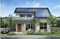 solar power flower solar system 80kw solar power for home