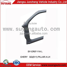 Chery MVM110 car spare parts A pillar aftermarket products Chinese car brand for sale