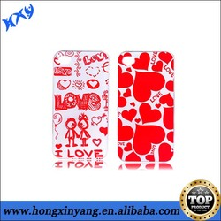 IMD designe couple cell phone case