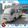 JAC double cab mini cargo truck