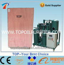 CE/ISO Certification and New Condition diesel engine oil regenerated purifier machine