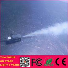 Foshan YiLin 400W Mini DJ Portable Automotive Stage Fog Machine Smoke