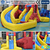 Home Used Hot Sale Indoor Inflatable Water Slide With Pool For Kids