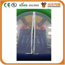 Best selling special design 3 in 1 cartoon kids inflatable castle combo reasonable price