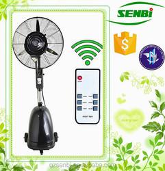 2 year warranty big size high speed centrifugal fan outdoor water misting cooling fan