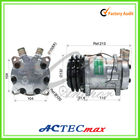 Compressor do Ar Condicionado Automotivo, Modelo Sanden SD7h15, 8 Orelhas, Compressor 7H15