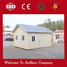 Free designed in high quality steel container steel luxury building villa