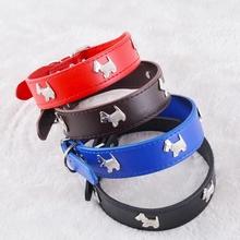 2015 Value PU Pet Collars Metal Dog Decorate Collar Pet Accessories