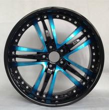 18inch alloy wheel aluminium 5X100 5stud , wheel car wheel