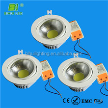 Recessed mounted price list led downlight accessories