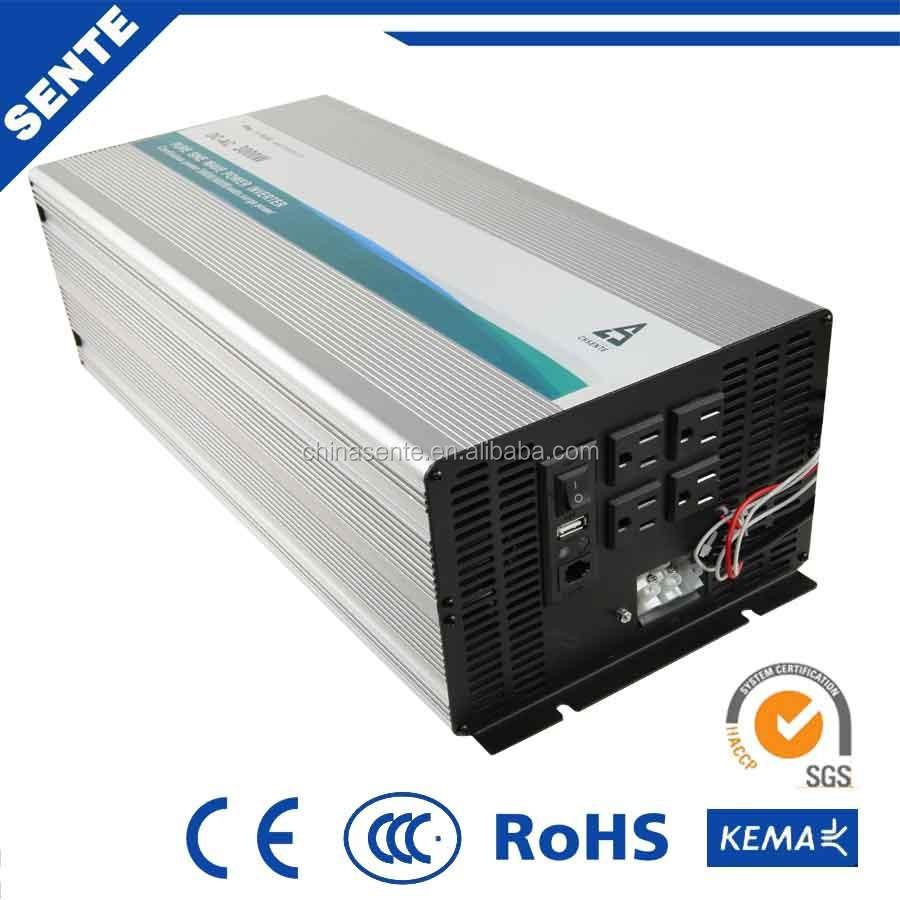 2000w 24 VDC에서 220 VAC 자동차 전력 인버터