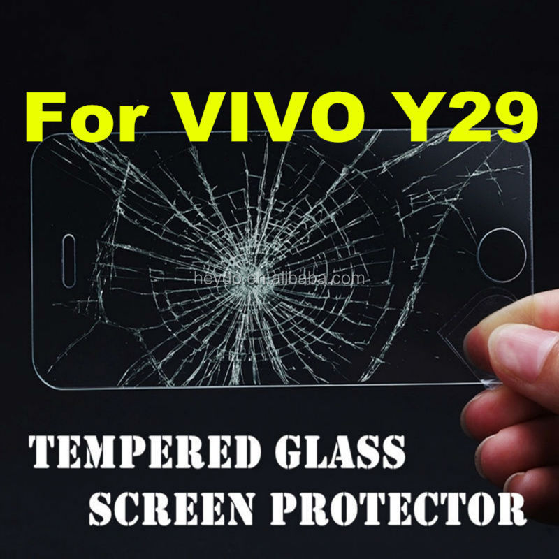 HD Tempered Glass Toughened Glass Screen Protector Sticker for VIVO Y29