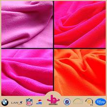 100% Polyester Cheap Fabric Polar Fleece