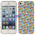 venta al por mayor de moda de alta calidad cubierta de la pc para el iphone de apple 5