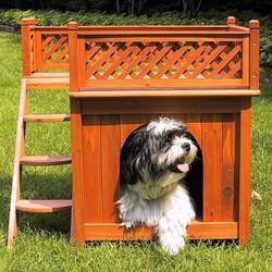 Factory best selling dog kennel designed