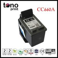 Printer Ink Cartridge CC660A 702 for HP