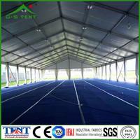 exhibition decoration tennis court tents