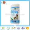 Popular design Oem Antibacterial dog wet wipe