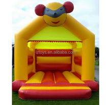 Inflatable Bouncer car , LZ-A359 zebra kids party Inflatable castle Inflatable Bouncer