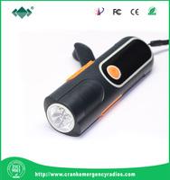 Bright Light Torch Price 3 LED Light With Digital Display Radio