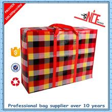 PP woven shopping bag for toy store European Regulation
