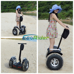 Personal electric vehicle 4000W Electric Chariot/Self Balancing Electric Scooter