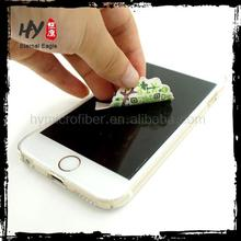best-seller smart microfiber sticky cloth,screen wipe promotional mobile,sticky cell phone cleaner