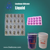 RTV silicone rubber for chocolate mold making,food grade custom