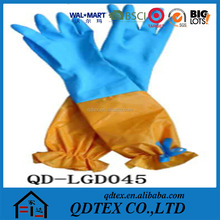 Hot sale of all color fish cleaning gloves,household gloves, cleaning gloves