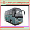 31 Seats Euro 3 Emission Standard 4.26L Luxry Coach Bus for Sale