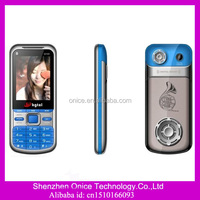 2.2QVGA screen gsm mobile phone Q100 Spreadtrum 6531 qwerty keypad dual sim phone with multi language