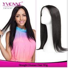 Hot selling 100% human hair full lace wig