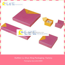 Hot sale Paper Jewelry Box manufacturers china For Ring,Necklace,Earring,Bangle,Watch,Gift box