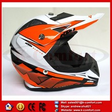 KCM61 2015 Newest for KTM Helmet Professional Motor Cross Helmet Motorcycle Helmet