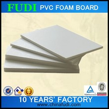 SINCE 2006 white plastic pvc foam board for building and furniture material