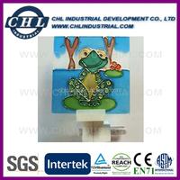 SGS certificated animal shape LED baby night light