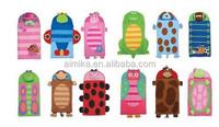 kids/children portable cartoon animal modelling sleeping bag