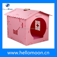 Best Selling Excellent Quality Wholesale Cheap Pink Dog Houses