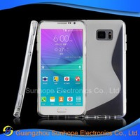 new model wave design handphone case for SAMSUNG NOTE 5 cell phone skin