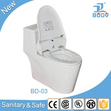 Budy foam toilet seat