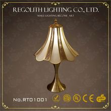 China supplier home essential table lamp/lighting fixtures UL CE RoHS