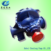 S/SH Axially split single stage double suction centrifugal water pump(chenlong factory)