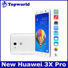 """Original Huawei Honor 3X Octa-Core MTK6592 5.5"""" IPS screen dual SIM 3G huawei mobile phone"""